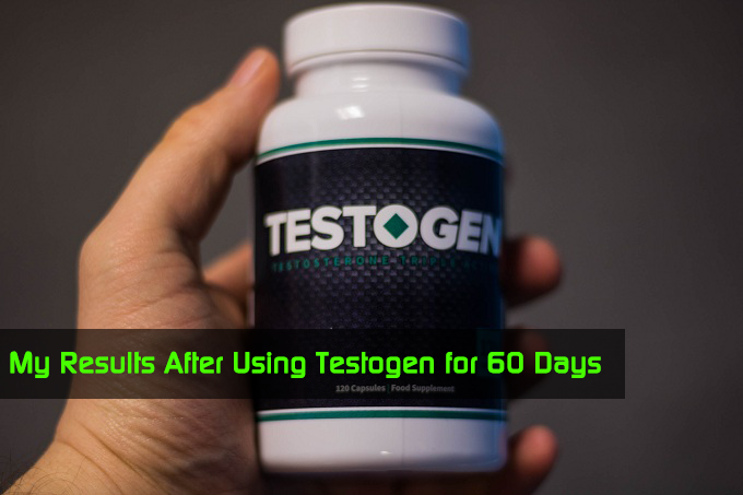 Results using Testogen after 2 months